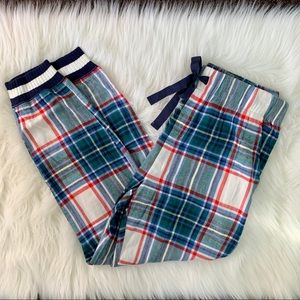 NWT Aerie Flannel Pajama PJ Pants Medium